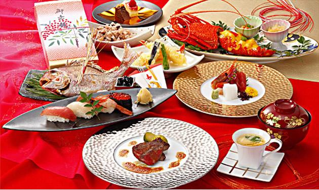 ファミリーホール港南台の祝料理