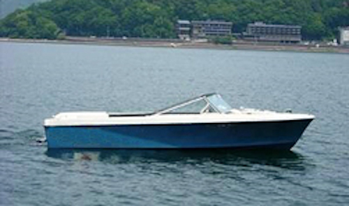 ファミリーホール港南台の海洋散骨、江ノ島出港5名様プラン162,800円