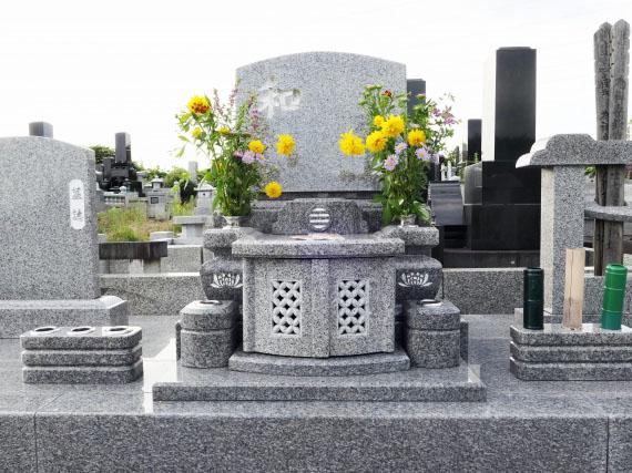 ファミリーホール港南台、改葬までの流れ・墓所施工場所の確認
